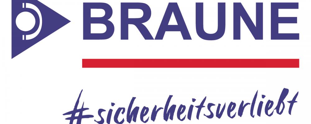 Braune GmbH Logo #sicherheitsverliebt